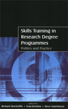 Skills Training in Research Degree Programmes